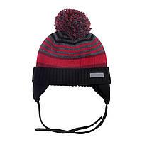Зимняя детская шапка для мальчика Nano F18 TU 255 Black. Размеры 6/12 мес - 5/6X.