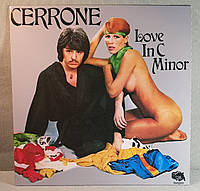 CD диск Cerrone - Love in C Minor (Cerrone I)
