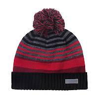 Зимняя детская шапка для мальчика Nano F18 TU 255 Black. Размер 7/12.