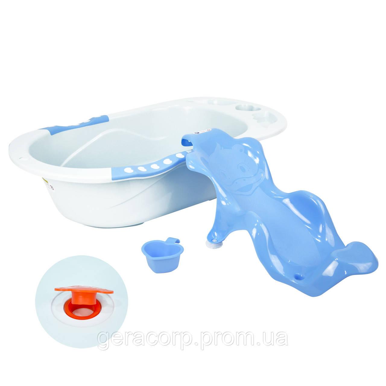 Ванночка Мишка BH-307 Babyhood