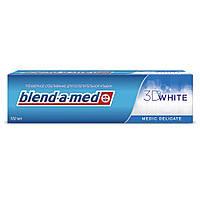 Зубна паста Blend-A-Med 3D White Деликатное Отбеливание 100 мл  (5000174379495) 376ac150d4640