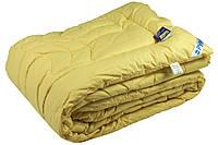 """Одеяло зимнее овечья шерсть чехол микрофайбер 205х172 ТМ """"Руно"""""""