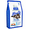 Корм Brit Care Cat Monty I am Living Indoor для кошек живущих в помещении, 0,4 кг