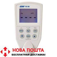 Толщиномер краски профессиональный CHY TG-03