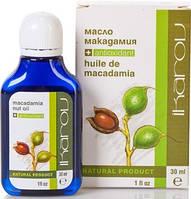 Масло макадамии Икаров, обладает гидратирующим, омолаживающим свойством.