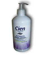 Мыло-гель Cien для интимной гигиены Алоэ вера 500мл Германия