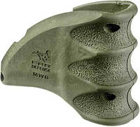 Накладка FAB Defense MWG на шахту магазина AR15/M16. Цвет - оливковый