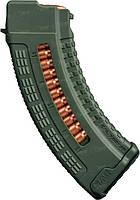 Магазин FAB Defense Ultimag AK 30R Olive кал. 7,62х39 с окном. Цвет - оливковый