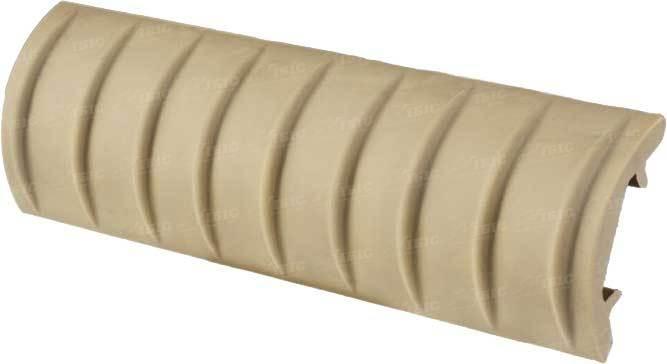 Накладка защитная FAB Defense RC на планку Picatinny (3 шт. в компл.). Цвет - песочный
