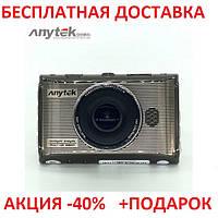 Автомобильный видеорегистратор с дисплеем Anytek X6 Original size videoregistrator Anytek X6                  , фото 1