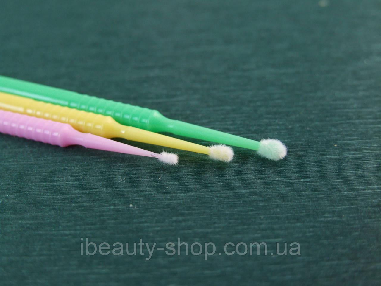 Микробраши,1 шт, 2,5 мм, мягкая упаковка.