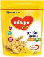 Хлебцы Milupa пшеничные, 100г