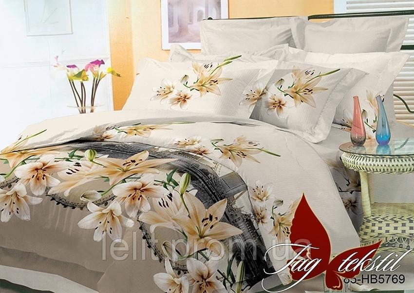 Полуторный комплект постельного белья BR5769