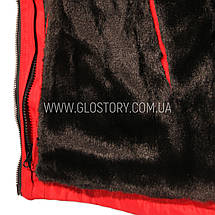Куртка для девочки, со съемной подкладкой, 2 в 1, фото 3