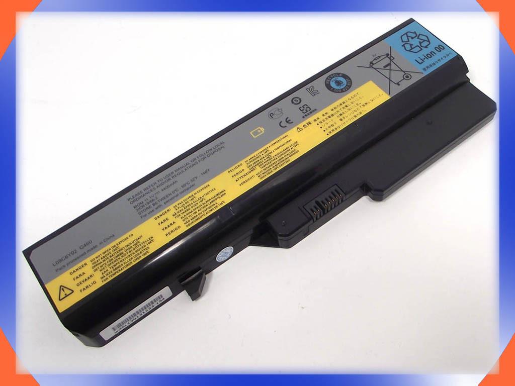 Аккумулятор Lenovo V570 (11.1V 4400mAh L10C6Y02)