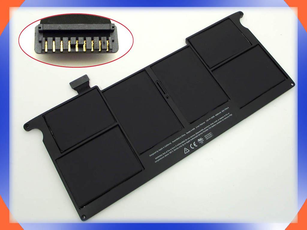 Аккумулятор Apple A1465 (2012год) 7.3V 35Wh Black. Apple MacBook Air 1