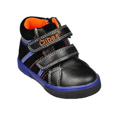 Ботинки демисезонные для мальчика, Clibee  24 размер