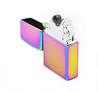 Новинка! Электроимпульсная зажигалка USB JINLUN 215