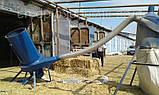 Подрібнювач трави і соломи, траворезка, фото 3