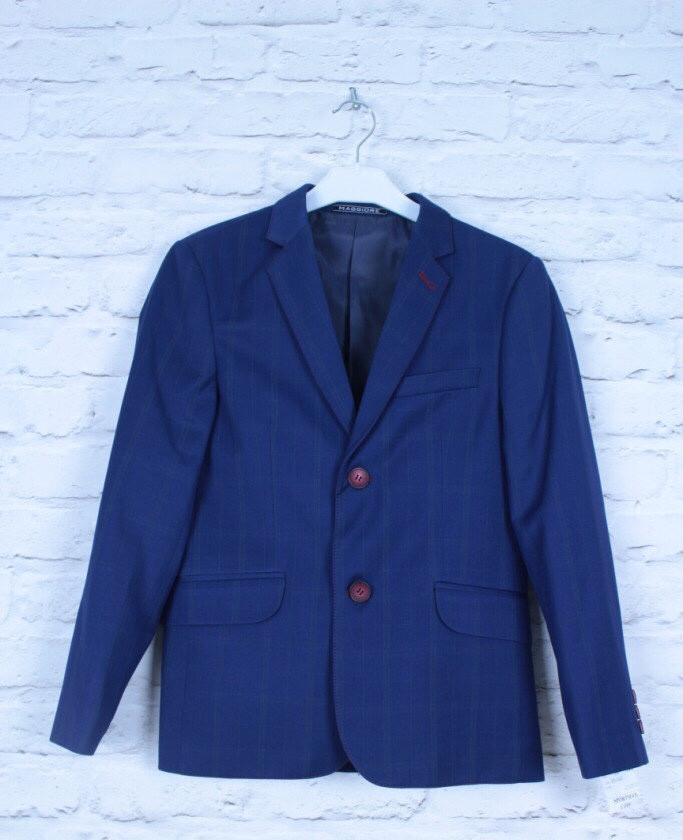 Пиджак на мальчика размеры 140-164