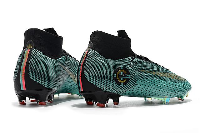 Футбольные бутсы Nike Mercurial Superfly VI Elite Ronaldo FG
