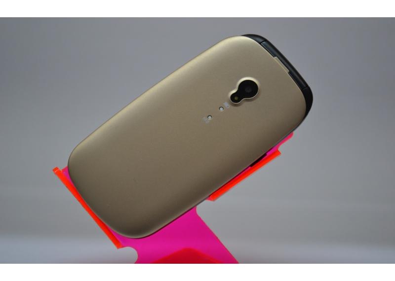 Раскладной телефон Самсунг 160 на 2 сим-карты красный черный золотой цвет