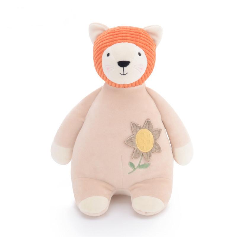 Мягкая игрушка Бежевый мишка, 28 см Metoys