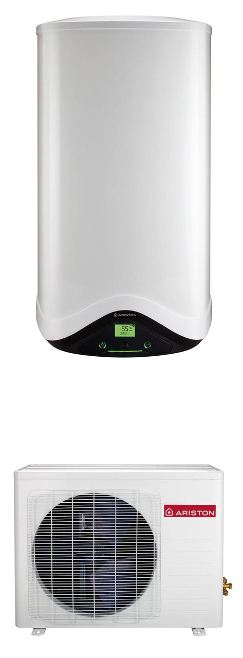 Настенный водонагреватель с тепловым насосом ARISTON NUOS EVO SPLIT 80