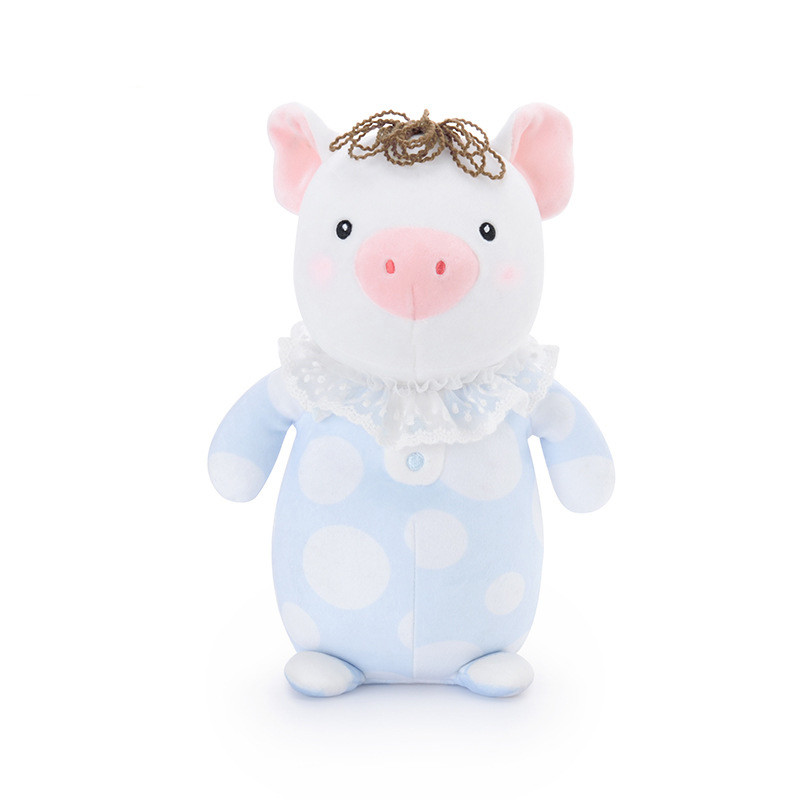 Мягкая игрушка Lili Pig Blue, 25 см Metoys