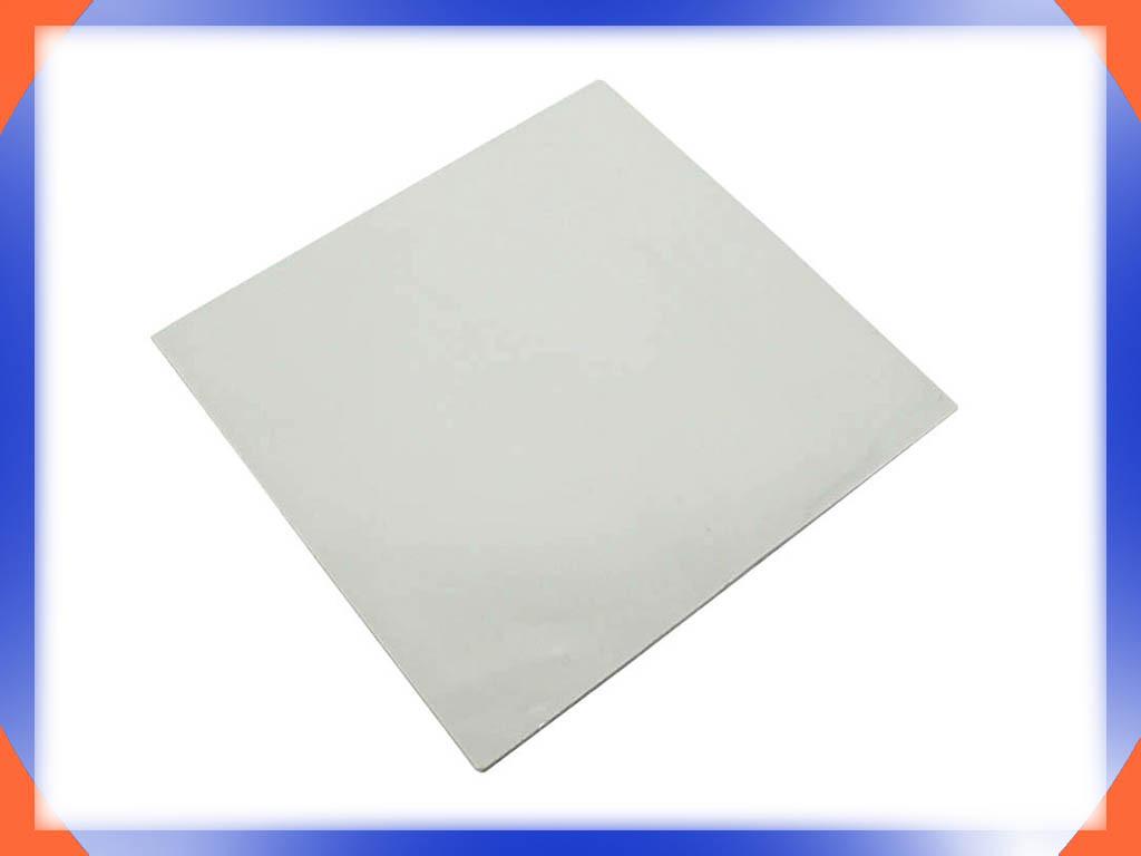 Термопрокладка силиконовая для ноутбука Halnziye (100*100*1.25mm, 4W/m