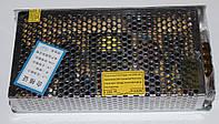 Блок питания 12V/ 15A, металлический корпус , фото 1