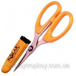 Ножницы монтажные SOLAR Serrated Braid Scissors