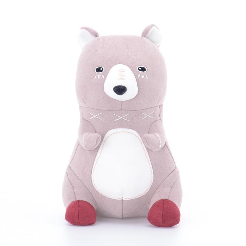 Мягкая игрушка Бежевый мишка, 22 см Metoys