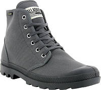 Женские ботинки Palladium Pampa Hi Originale Boot Forged Iron Canvas (41  размер) fb4232dcf0fbe