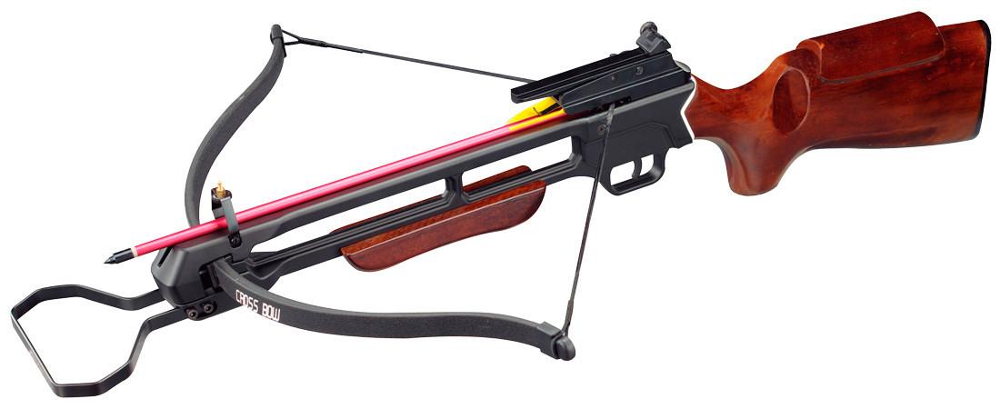 Арбалет Man Kung MK-200A2 ц:коричневый