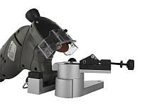 Точильный станок для заточки цепей Энергомаш 160 Вт, 3000 об/мин, диск-100/10/3.5 мм