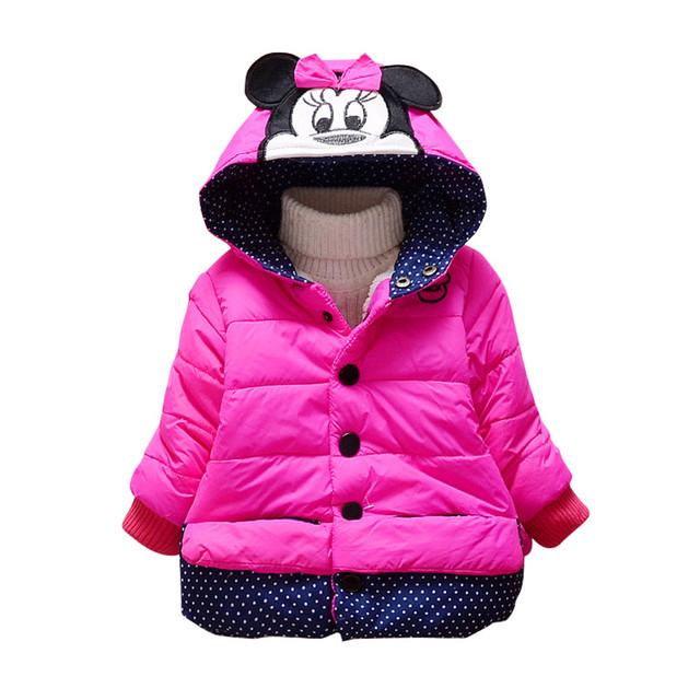 Куртки, теплые костюмы и комбинезоны для девочки