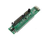 Переходник адаптер с IDE 2.5-44pin - SATA 2.5-22pin SATA мать - IDE Винчестер