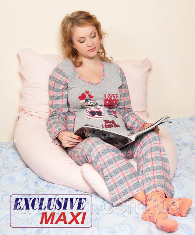 Подушка для беременных Maxi Exclusive, Сидя