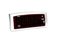 Настольные часы Caixing CX-818 будильник (sp_1225)