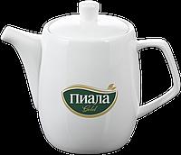 Нанесение логотипа на заварочный чайник