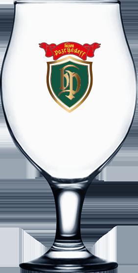 Нанесение логотипа на пивной бокал