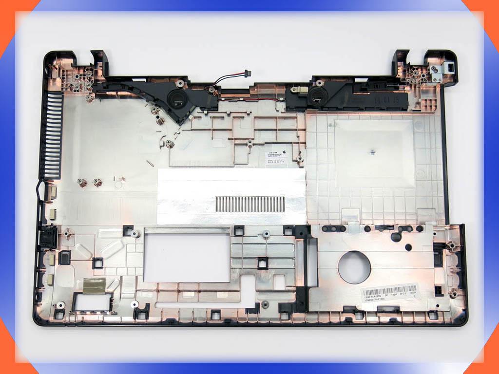 Корпус ASUS X550C без USB справа! (Нижняя часть - нижняя крышка (корыт