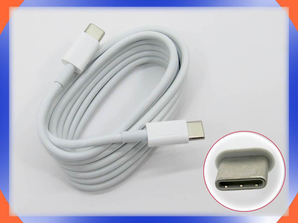 USB-C to USB-C (Type C) Кабель от блока питания к ноутбуку Apple MacBo