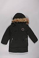 Зимнее пальто для мальчика (122-146), фото 1