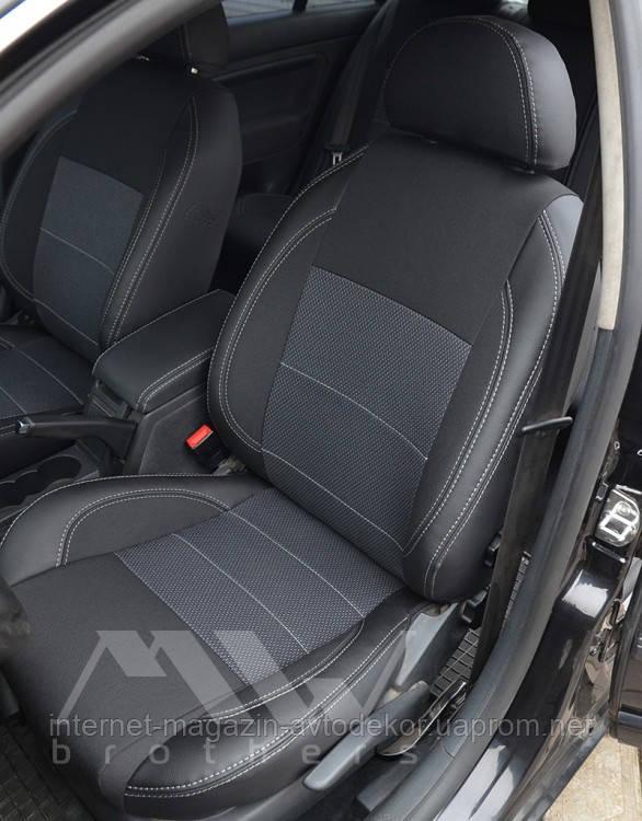 Чехлы автомобильные Premium для Dacia (Дачиа) MW Brothers