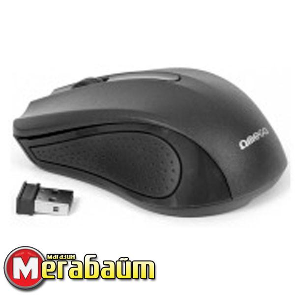 Мышь Omega Wireless OM-419 Black
