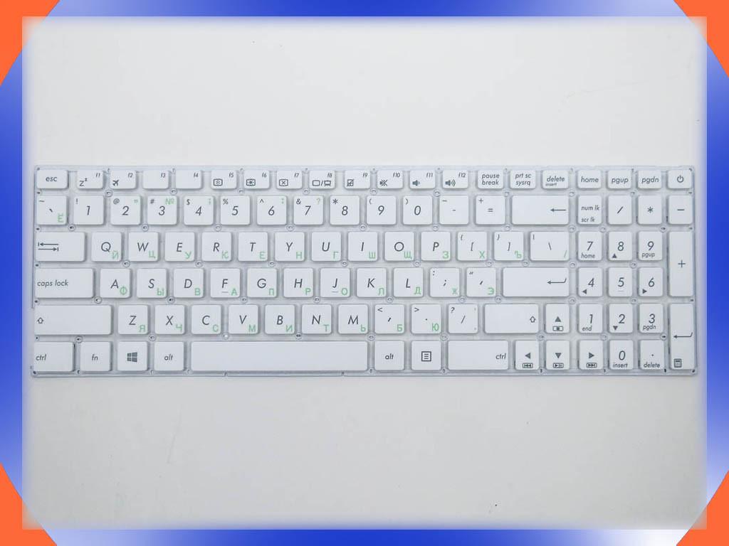 Asus X540 X540l X540la X540lj X540s X540sa X540sc Ru Keyboard Laptop Series Whit 3