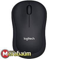 Мышь беспроводная Logitech B220 Silent (910-004881) Black USB