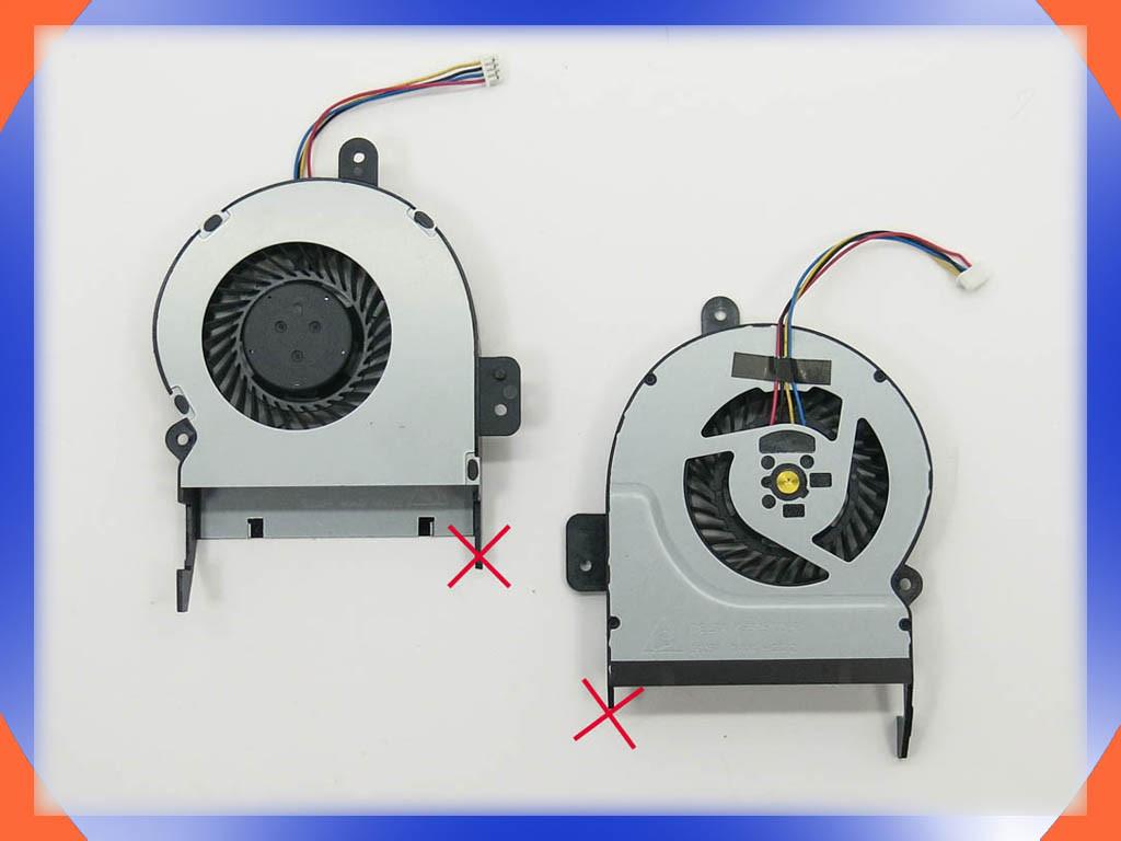 Уценка! Вентилятор (кулер) ASUS X55V, X55VD, X45C, X45VD, R500V (For D